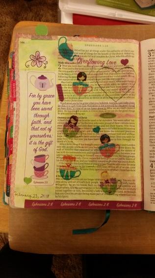 Ephesians 28