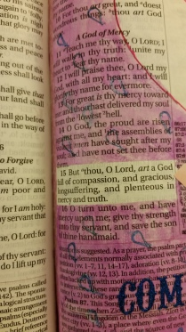 Psalm 8615(2)