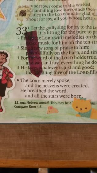 Psalm 336