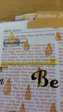 Matthew 254(3)