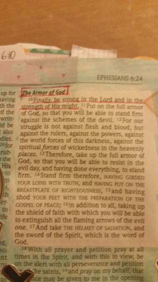 Ephesians 610(2)