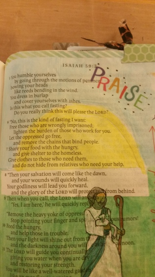 Isaiah 588(2)