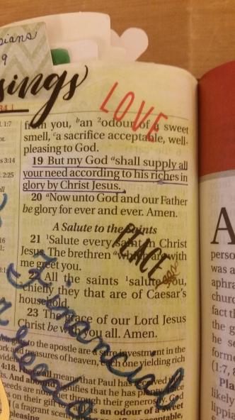 Philippians 419