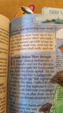 Isaiah 4031(2)