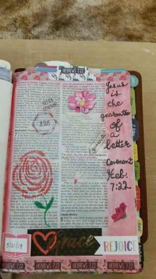 Hebrews 722
