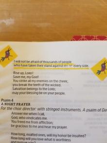 Psalm 3-3-6(3)
