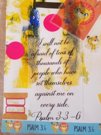 Psalm 3-3-6(5)