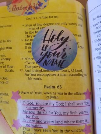 Psalm 631(2)