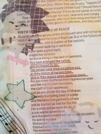 Isaiah 93(3)