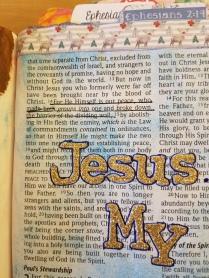 Ephesians 214(3)
