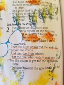 Habakkuk 22(2)