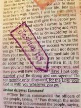 Joshua 19(2)