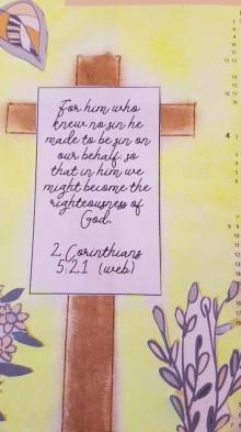 II Corinthians 521(2)