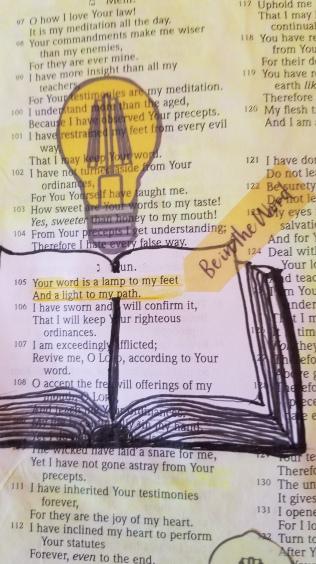 Psalm 119105(2)